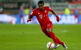 Bayern Munich v Darmstadt: Douglas Costa hunting for goals