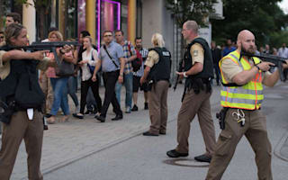 'Several dead and wounded' after Munich shopping centre attack
