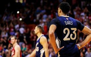 Davis inspires Pelicans, Cavs topple Thunder