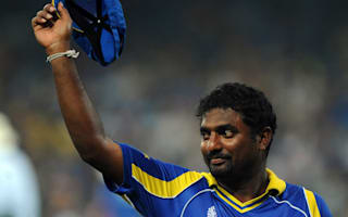 Muralitharan inducted into Hall of Fame