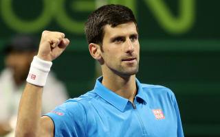 Djokovic meets with Bayern stars at Qatar Open