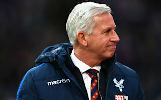 Leicester power too much for Palace - Pardew