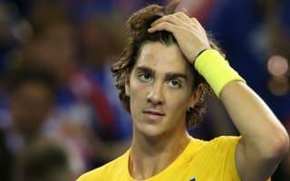 Shoulder injury rules Kokkinakis out of Australian Open