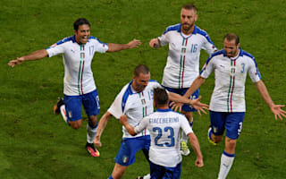 Belgium 0 Italy 2: Wilmots' title hopefuls fall to defeat