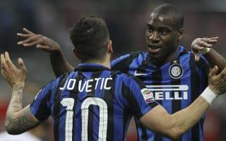 Inter v Empoli: Kondogbia wants to end San Siro drought