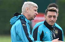 Henry makes emotional Ozil plea: Stay and become an Arsenal legend