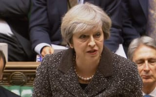 Theresa May voices opposition to torture ahead of Donald Trump meeting
