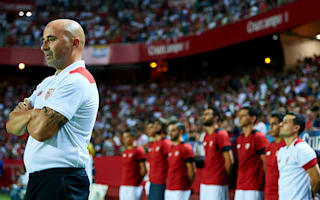 Sevilla 'feeling the weight of fatigue' - Sampaoli