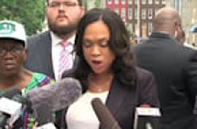 Baltimore drops charges in Freddie Gray case