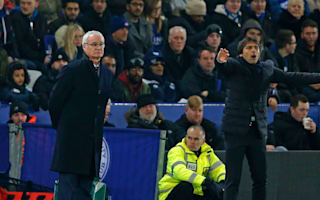 Conte hails perfect response to Chelsea's Spurs defeat