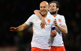 Wales 2 Netherlands 3: Robben nets double in away win
