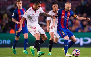 Iniesta: Barcelona must beat Real Madrid at Bernabeu