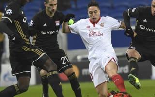 Sevilla 'perfect' for me - Nasri