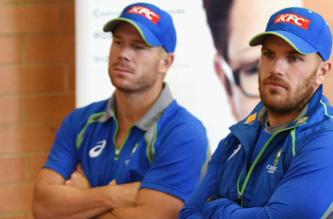 Finch returns as Warner, Khawaja rested for Australia's NZ ODIs