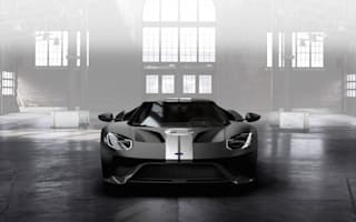 Ford reveals limited run GT '66 Heritage Edition