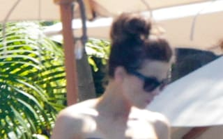 Splash  Kate Beckinsale shows off incredible bikini body on holiday in Mexico