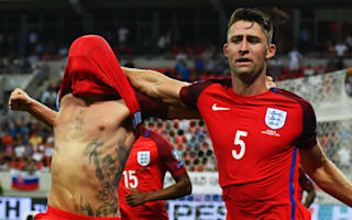 Slovakia 0 England 1: Lallana rescues Allardyce's side with last-gasp winner