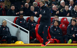 'We should not go nuts' - Klopp calls for calm