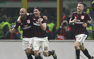 AC Milan 3 Inter 0: Alex, Bacca and Niang score in demolition derby