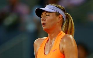 BREAKING NEWS: Injured Sharapova to miss grass-court season, ending Wimbledon hopes