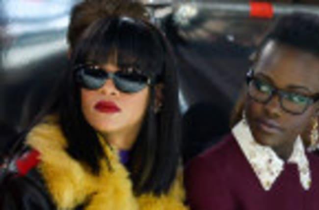 Rihanna & Lupita Nyong'o Movie Headed To Netflix After VIRAL Twitter Meme