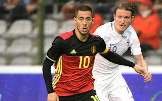 Hazard urges Belgium to learn lessons ahead of Euro 2016