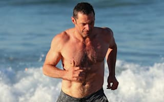 Hugh Jackman caught up in shark scare at Bondi Beach