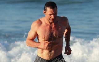Hugh Jackman caught up in shark scare at Bondi Beach