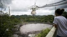El huracán María destroza el observatorio de Arecibo de Puerto Rico
