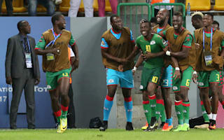 Burkina Faso 1 Ghana 0: Late Alain Traore stunner seals bronze