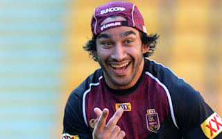 Smith gives Thurston 'every chance' for Origin opener