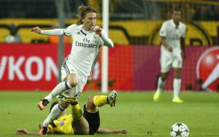 Zidane urges patience with Modric injury