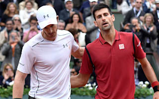 Federer: Djokovic favourite for US Open, not Murray