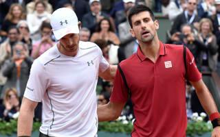 Federer: Djokovic favourite for US Open, not Murray