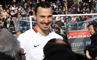 Ibrahimovic hails 'special' PSG title