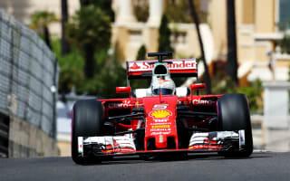 Vettel heads FP3 timesheets at Monaco