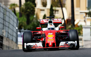 Vettel heads FP3 timesheets at Monaco