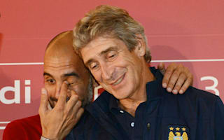 Pellegrini sees no need for Guardiola apology over City links