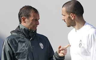 Allegri warns Juventus stars: Barcelona were going out, now they are favourites