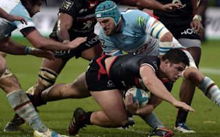 Bayonne off the bottom of Top 14, Plisson kicks Stade to victory
