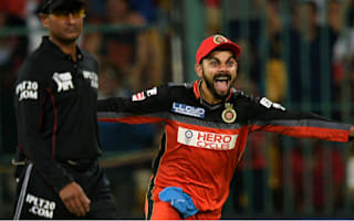 Kohli and De Villiers star as Bangalore get back on track