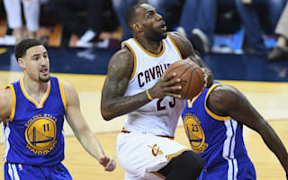 Cavs flex muscles to bounce back in NBA Finals