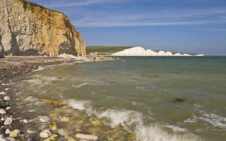Couple jailed for sex on the beach in Sussex