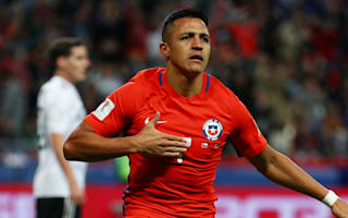 Alexis Sanchez becomes Chile's all-time top goalscorer with Germany strike