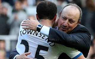 Townsend can make Euro 2016, says Benitez
