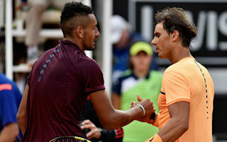 'He must not understand I'm a waste of talent' - Kyrgios responds to Nadal praise