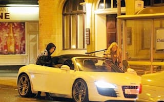 Helen Flanagan causes traffic chaos after parking car in bus stop
