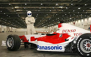 The Stig gets unmasked - again