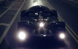 Hot Wheels unveils Darth Vader car