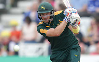 Notts thump 445 in 50 overs